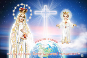 At the end, My Immaculate Heart will triumph!