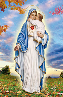 Mary, Mother of Salvation