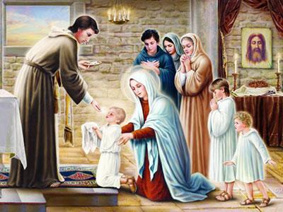 Ma communion avec Marie
