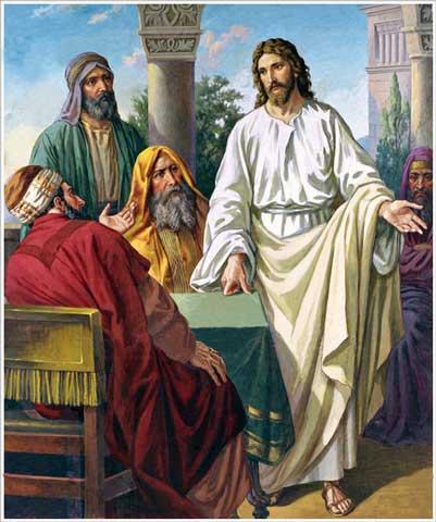 Quel est le plus grand commandement?