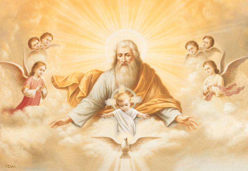 Dios, Padre, Hijo y Espíritu Santo