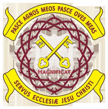 Escudo de Gregorio XVIII