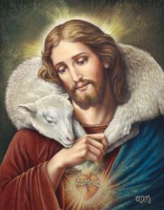 Jésus Bon Pasteur