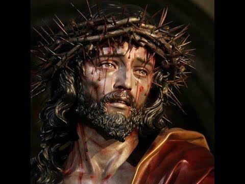 Jésus couronné d'épines