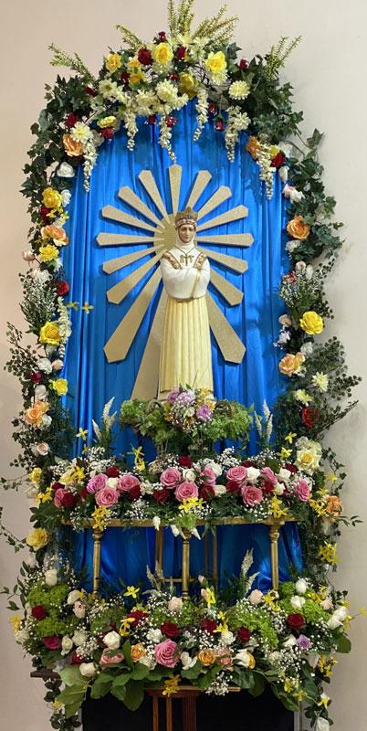 Notre-Dame de La Salette à l'honneur au Monastère du Magnificat de la Mère de Dieu